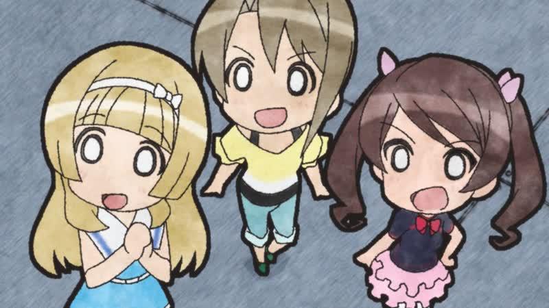 Превосходная Песня Валькирий: Симфогир AXZ (Senki Zesshou Symphogear AXZ) - OVA 02 [RuSubsDATTO]