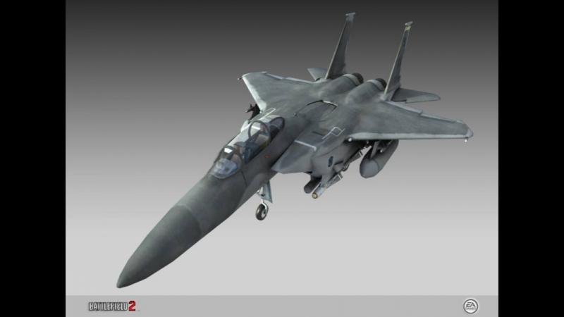 Bf2 jetfight F-15 combostrick