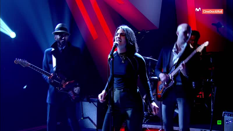 Mattiel - Count Your Blessings / Whites of Their Eyes (Later... with Jools Holland 53-06 - 2018-10-30)