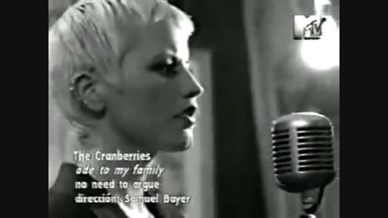 The cranberries - ode to my family mtv lat