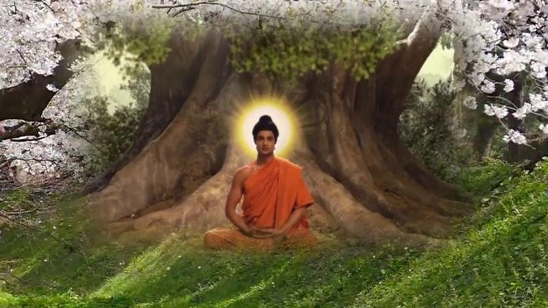 ОМ Будда медитация - Aum Buddha