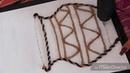 Jute nd Woolen Scenery/Rope Craft/Woolen Craft ideas