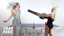Drag Queens Play Fear Pong Irene Dubois Kaleena Fear Pong Cut