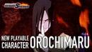 Naruto to Boruto: Shinobi Striker - PS4/XB1/PC - Orochimaru Free Update