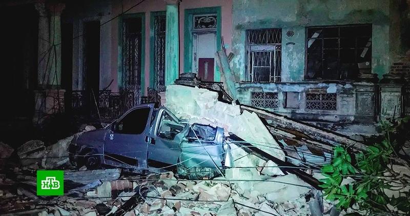 На Кубе торнадо убил 3 человек и покалечил больше 170