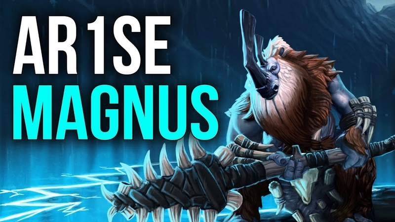 Ar1se Magnus Compilation | Dota 2 Pro Gameplay