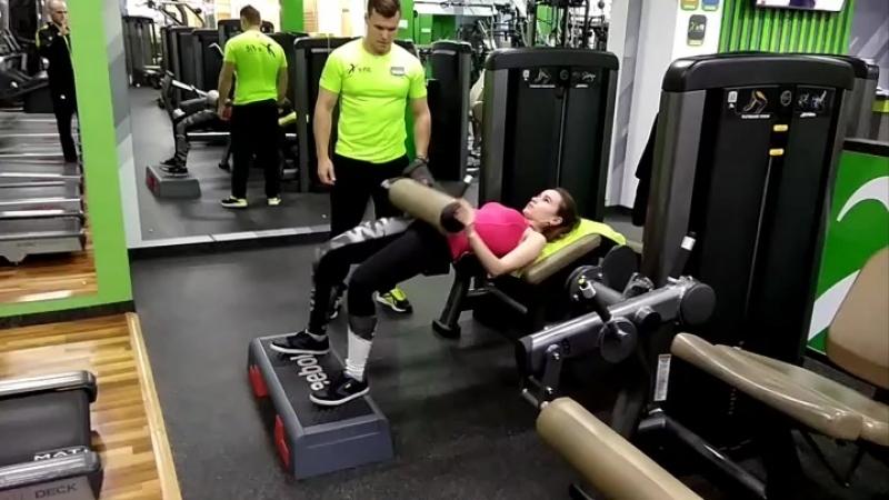 Евгений Шестаков делится эффективным упражнением.
