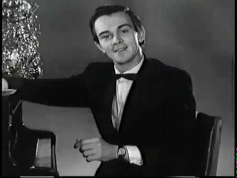 Муслим Магомаев поздравляет с Новым 1964-м годом