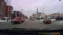 авария перекрёсток Пермь 23 01 19