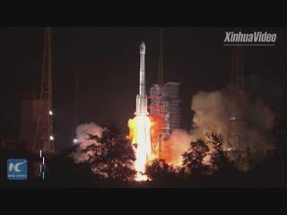 Китай вывел на орбиту еще один навигационный спутник «Бэйдоу-3»