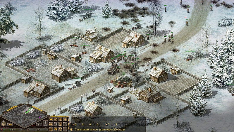 Блицкриг 97 Перехват бронетанковой группировки