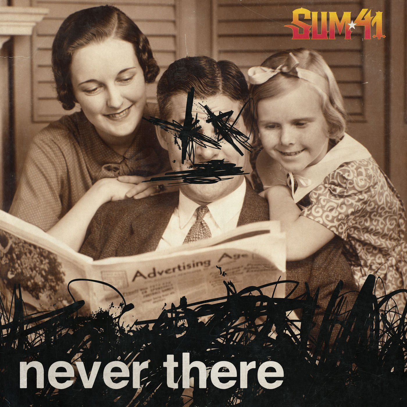 Sum 41 - Never There [single] (2019)