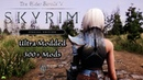 Skyrim special edition Ultra Modded 300 Mods Gameplay [HD]