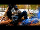 Выживание в лесу Bushkraft Survival in the forest Fiskars X15