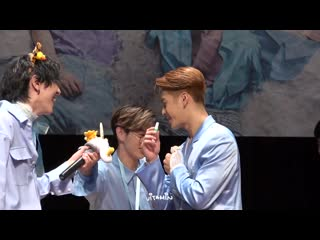 Mark was so satisfied with this plushie