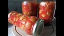 Зимние заготовки Кабачки в томатном соусе Готовим с Инной