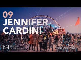 Deep house presents:  jennifer cardini @ mayan warrior - burning man 2018 #liveset@deephouse_top