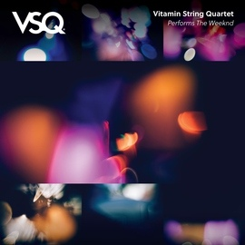 Vitamin String Quartet альбом VSQ Performs the Weeknd