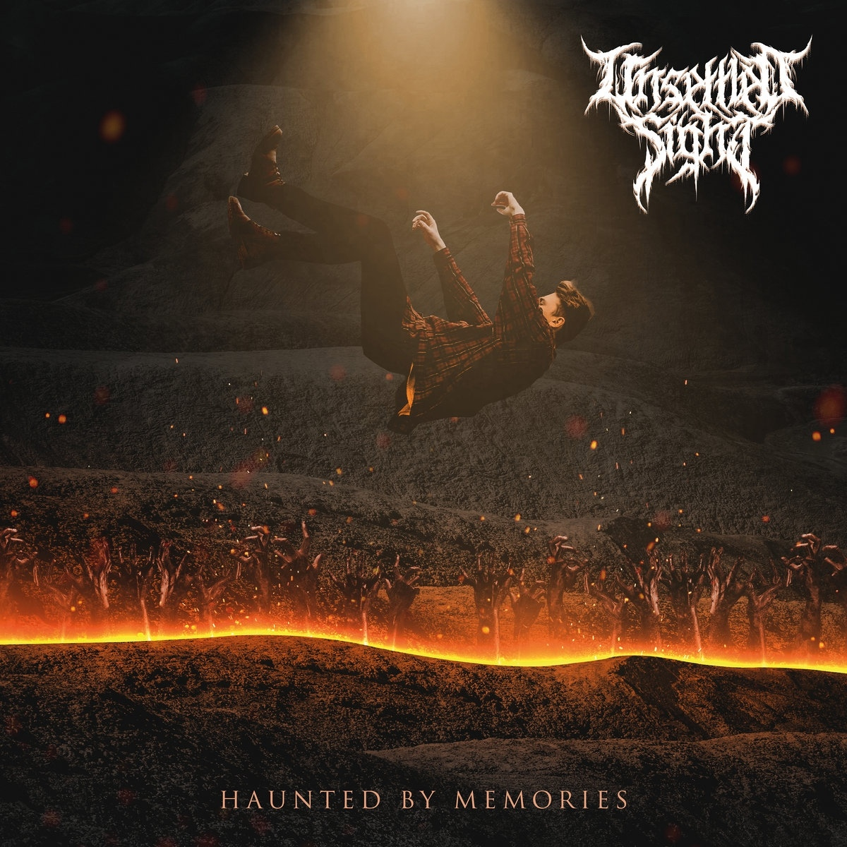 Unsettled Sight - Haunted By Memories [EP] (2018)