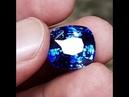 Ceylon Blue Sapphire 18.20 CT Natural sparkling VVS
