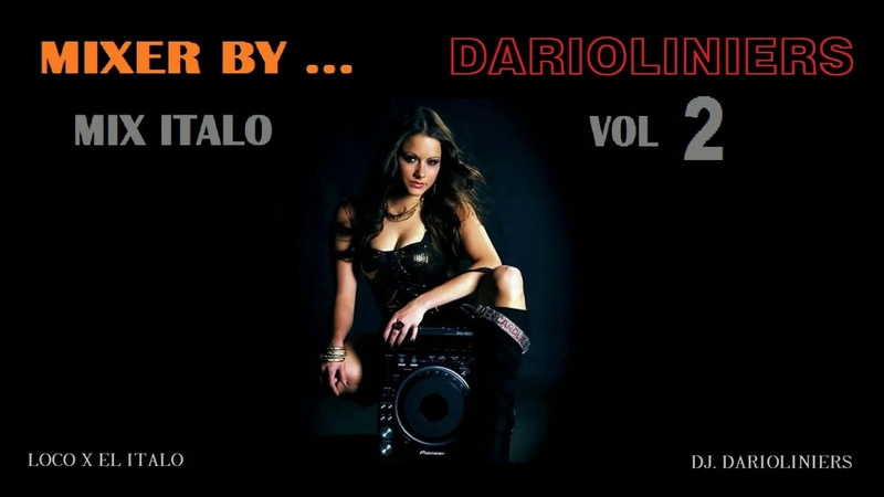MIX ITALO vol 2 By Darioliniers