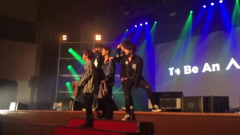 FANCAM | 13.10.18 | A.C.E (Phototime) @ Fan-con 'To Be An ACE' in Seoul