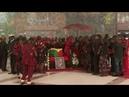 С Кофи Аннаном прощаются вожди