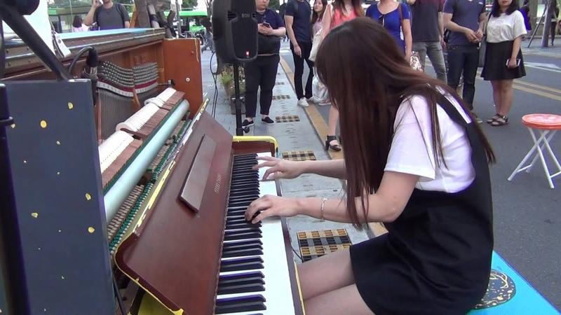문아람- 터키행진곡 소름돋는 연주 {밝고 경쾌한 음악} piano.aram.