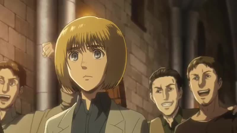 Mikasa levi parents.