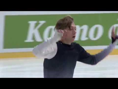 Егор Мурашов КП JGP Amber cup 2018 / Egor MURASHOV SP