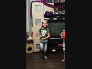 Скуби ди Танец Лехи