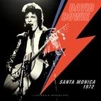 David Bowie альбом Santa Monica '72