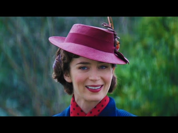 MARY POPPINS Arrives Clip - Mary Poppins Returns