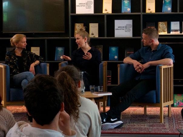 Литературный поезд 2019 в Норвегии