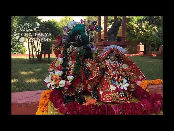 Sri Prem Prayojan - 2018-10-23 - Samadhi of Srila Fakir Mohan Prabhu