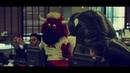 Visita dos mascotes
