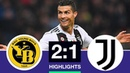 Young Boys vs Juventus 2-1 All Goals Highlights 2018