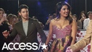 'Isn't It Romantic's Priyanka Chopra Says 'It's Amazing' Having Nick Jonas Supporting Her | Access