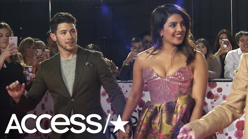 'Isn't It Romantic's Priyanka Chopra Says 'It's Amazing' Having Nick Jonas Supporting Her Access