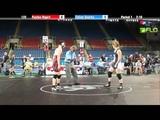 Cadet WM 132 - Payton Rigert (Oregon) vs. Tatum Sparks (Washington)