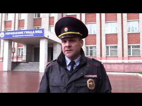 Комментарий по задержанию нетрезвого водителя г. Глазов