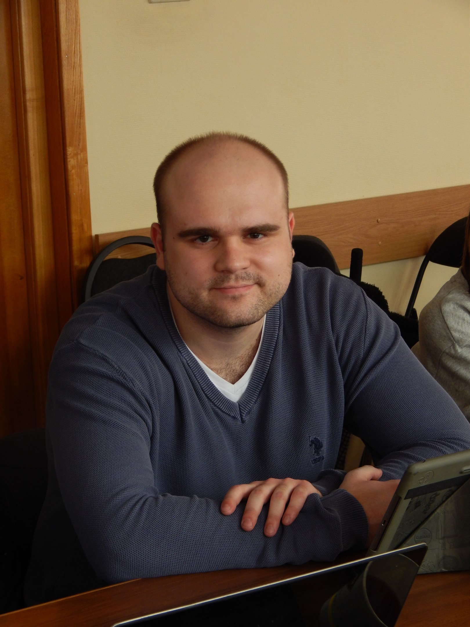 Китаист Георгий Кочешков