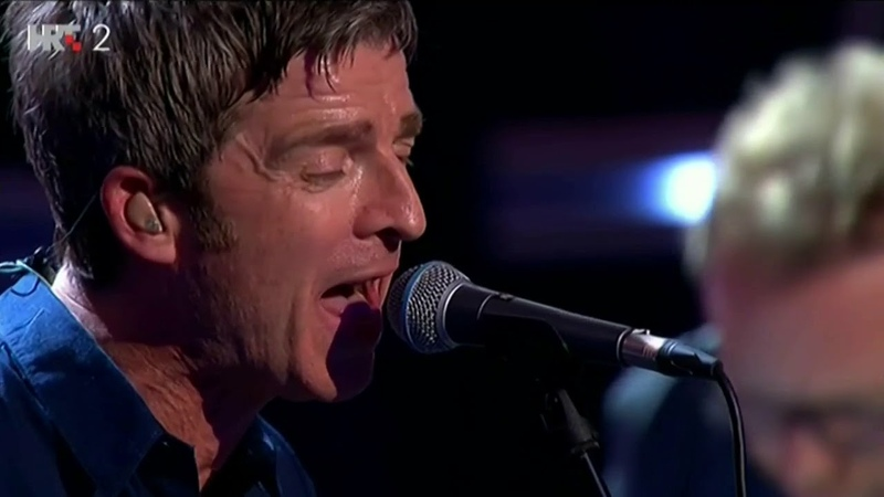 Noel Gallagher - Dont Look Back In Anger 2018 live
