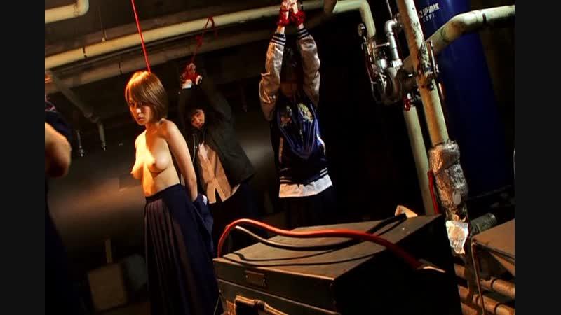 худ.фильм про гопниц старшеклассниц(бдсм,bdsm: доминирование, бондаж, rape,изнасилование): Joshi kosei boryoku kyoshitsu - 2012