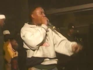 Wu-tang-clan live 90s hiphop classics - odb