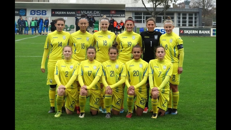 WU17EURO Qualifying round Ukraine Faroe Islands 4 1 21 10 2018