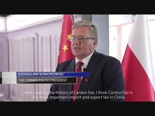 interview of the former Polish President