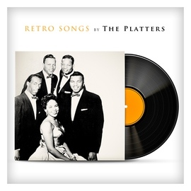 The Platters альбом Retro Songs By The Platters