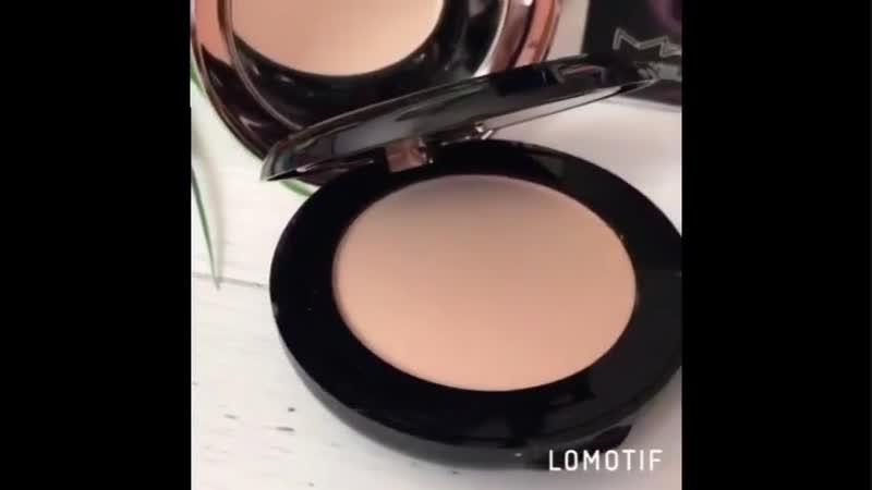 Пудра Mac Makeup Two 2-в-1