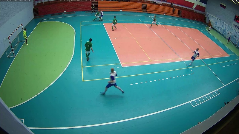 9 тур. Лига Гурмэ - СК Атлетик